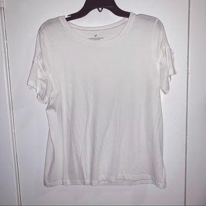 American Eagle Short-Sleeve Shirt
